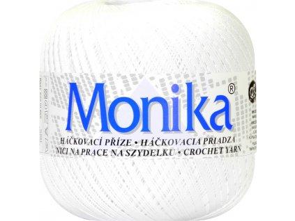 Monika 0010 - bílá