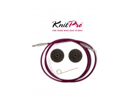 lanko KnitPro fialova