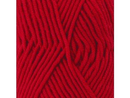 18 cervena uni colour