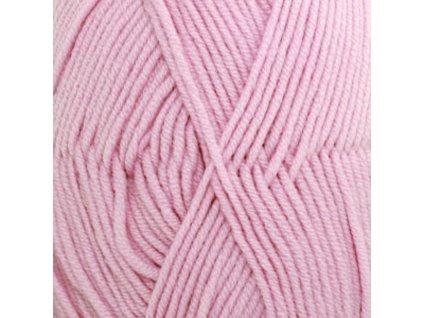 16 světle růžová uni colour