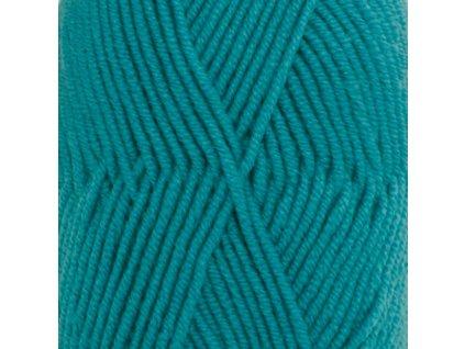29 tyrkysová uni colour