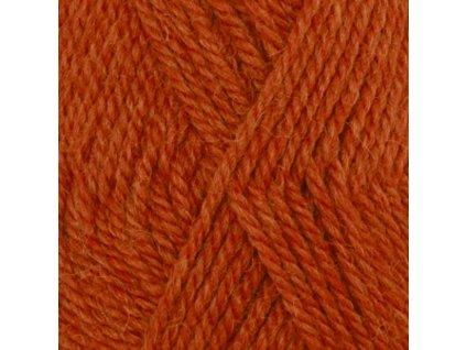 2920 tmavá oranžová mix