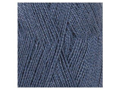 Lace Uni Colour 6790 - tmavá modrá
