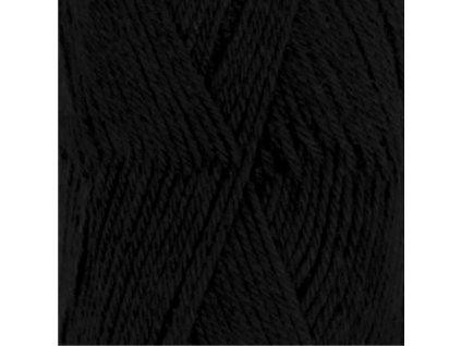 02 černá uni colour