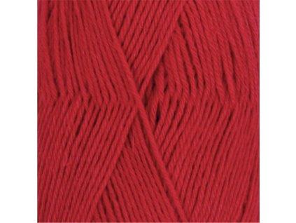 14 červená uni colour