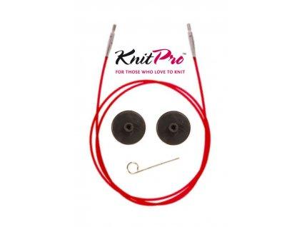 lanko KnitPro cervena