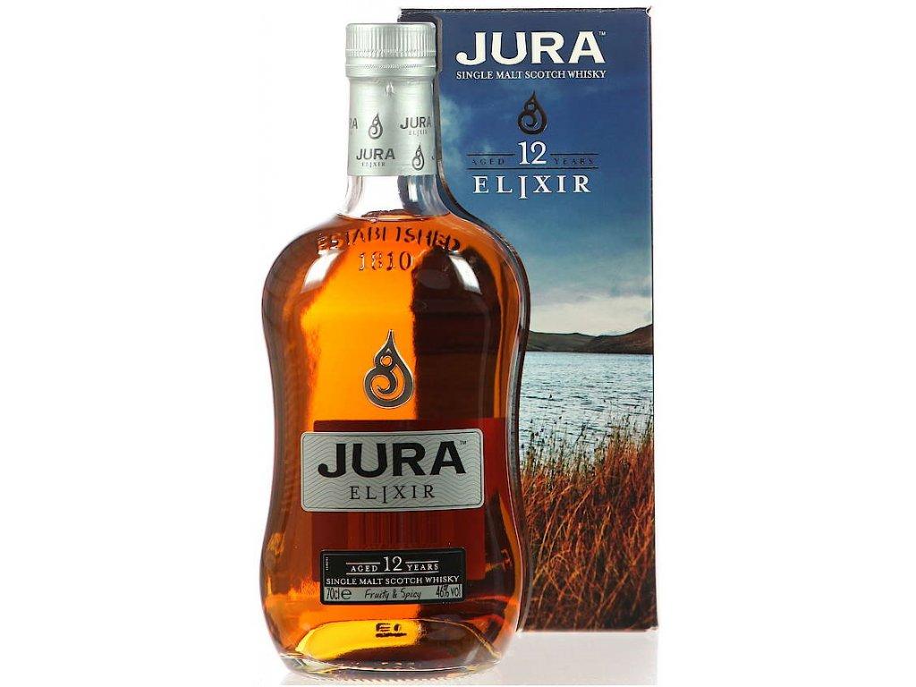 Jura 12yo Elixir 46% 0,7l