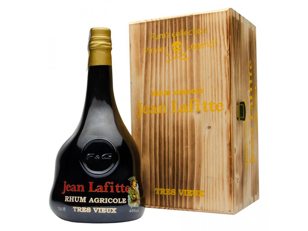 Pirates Legend Jean Lafitte 44% 0,7l