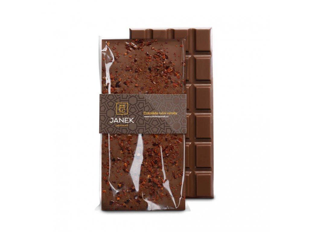 125 1 tabulka mlecne cokolady s chilli cokoladovna janek jpg