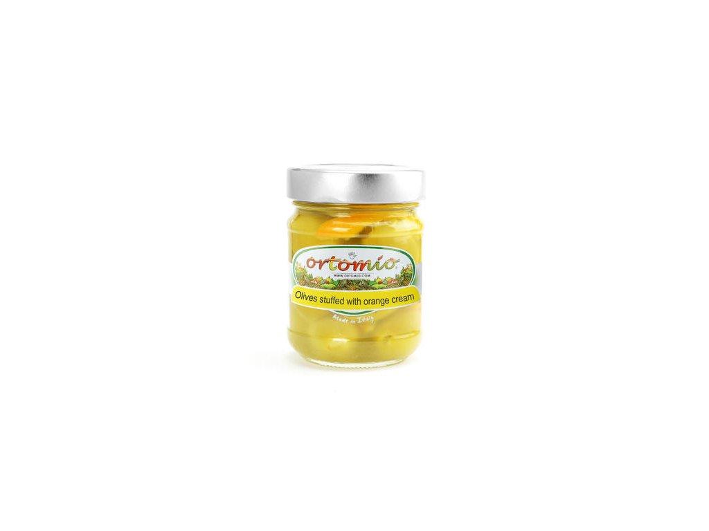 olivy pomeranč
