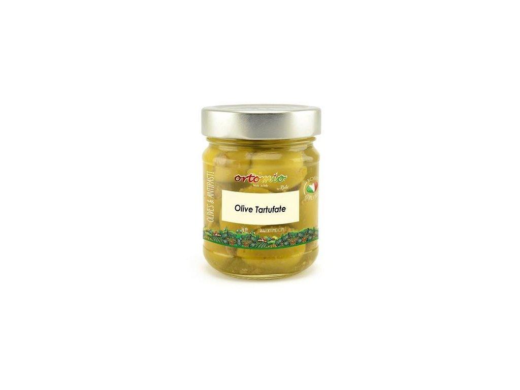 olivy černý lanýž