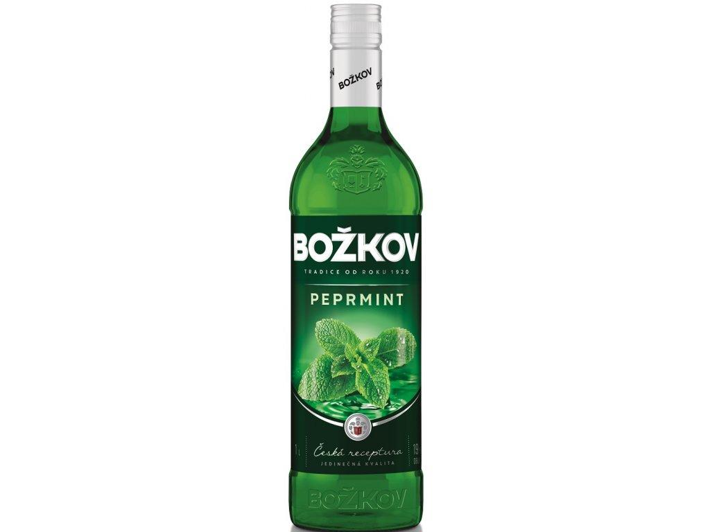 Peprmint Božkov 19% 1l