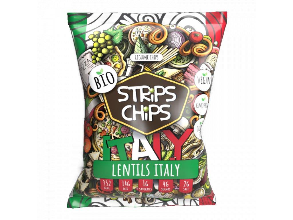 strips chips cocka italia 90g 1593