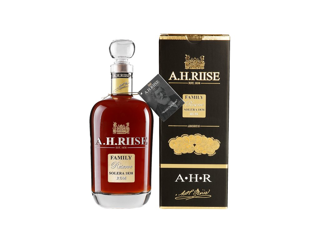 A.H.Riise Family Reserve 42% 0,7l