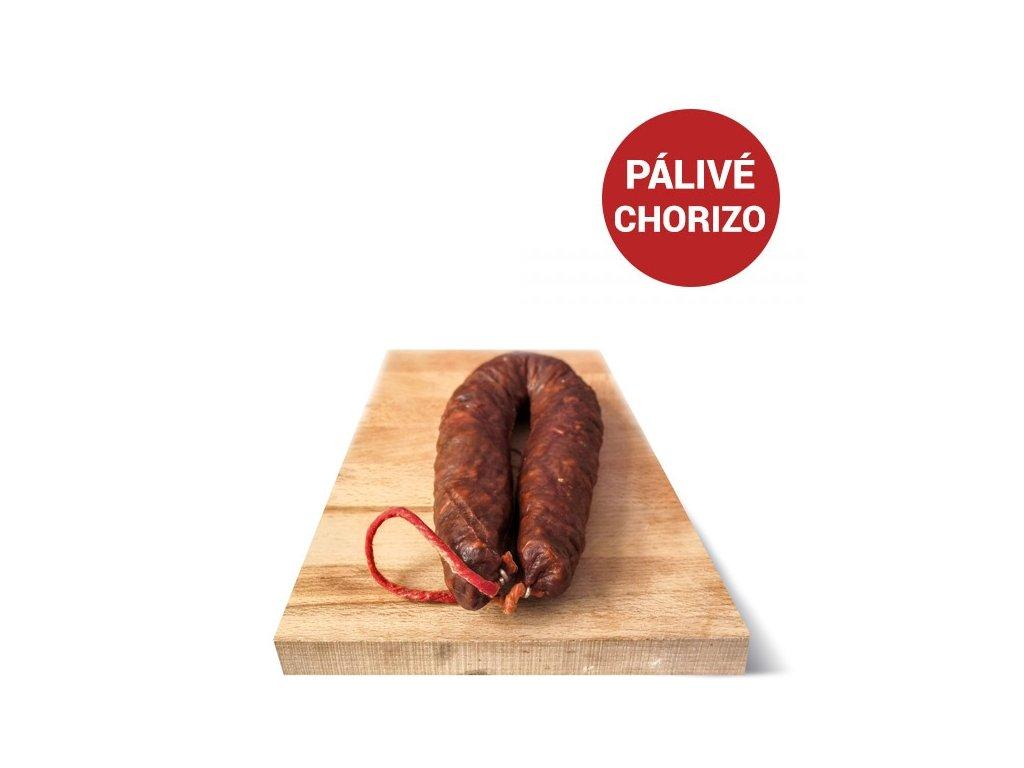 chorizo iberico sarta picante 450g