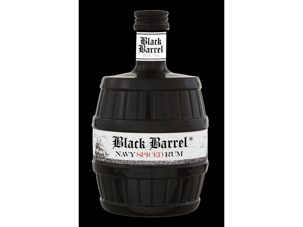 A.H.Riise Black Barrel 40% 0,7l