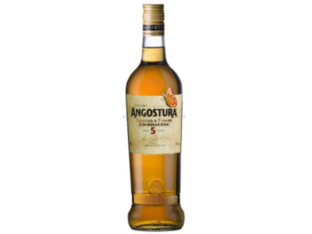 Angostura Gold 5yo 40% 0,7l