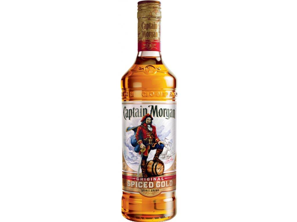 Captain Morgan Spiced Gold 35% 0,7l