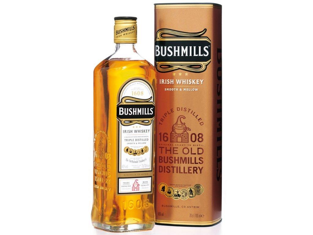 Bushmills 40% 0,7l