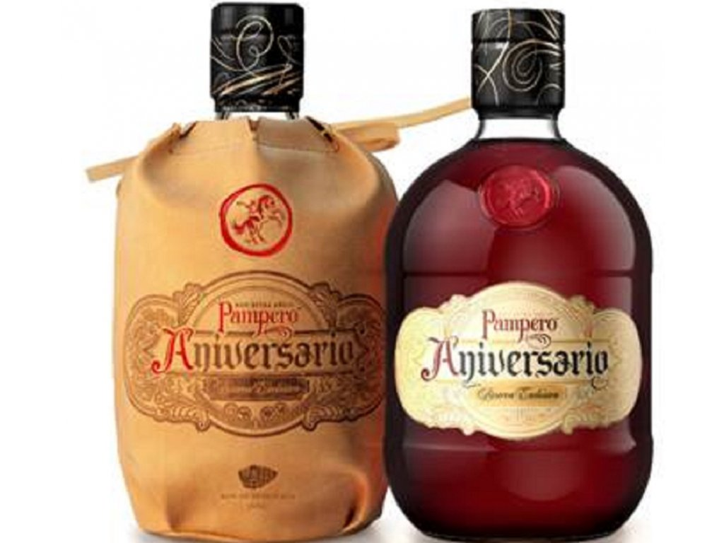 Pampero Aniversario 40% 0,7l