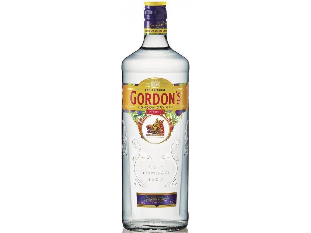 Gordons Gin 37,5% 1l