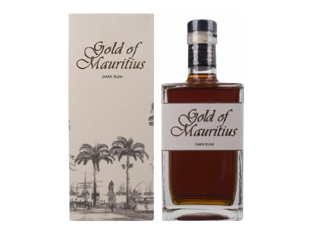 Gold of Mauritius 40% 0,7l