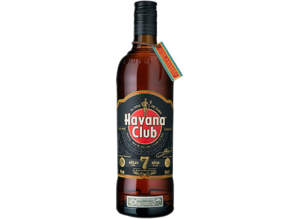 Havana Club 7yo 40% 0,7l