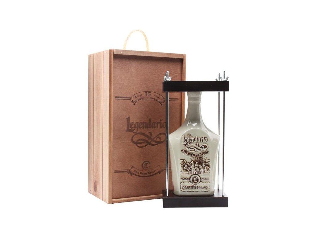 Legendario Rum Reserva 15yo 0,7l