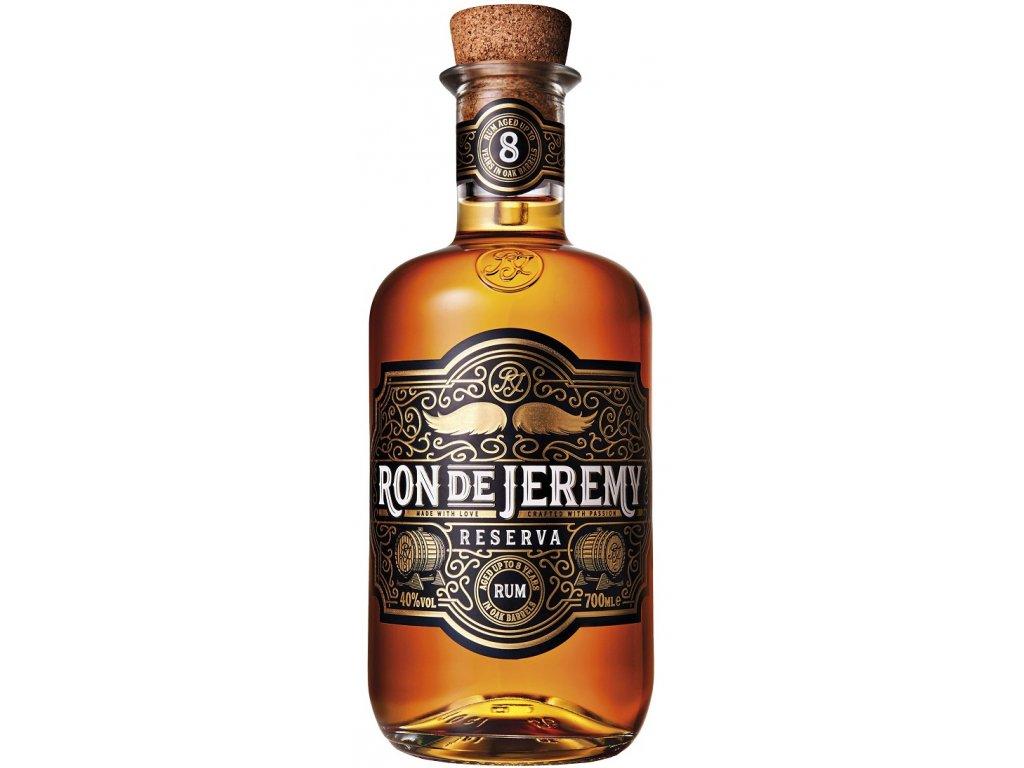 Ron de Jeremy Reserva 40% 0,7l