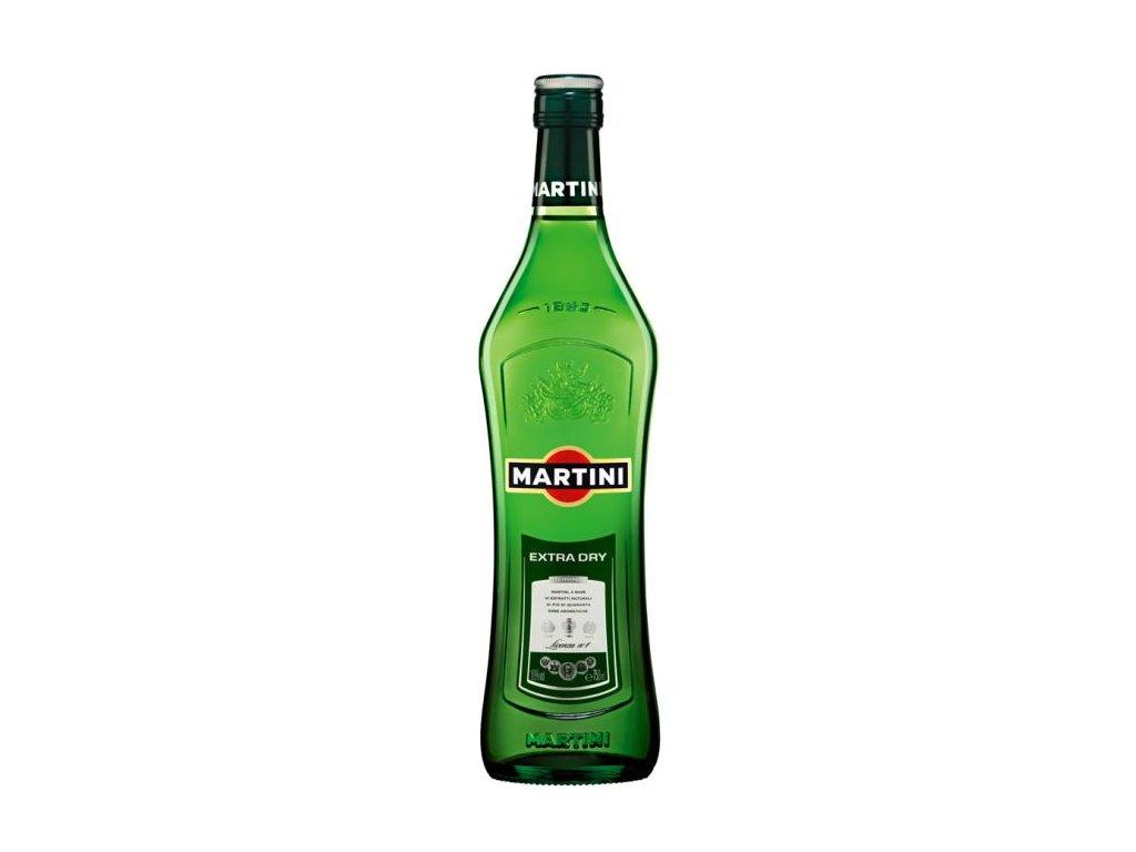 Martini Extra Dry 18% 1l