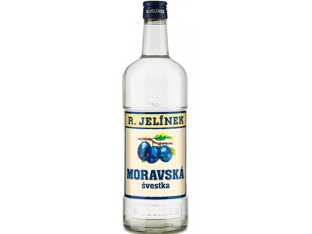 Moravská Švestka 38% 1l