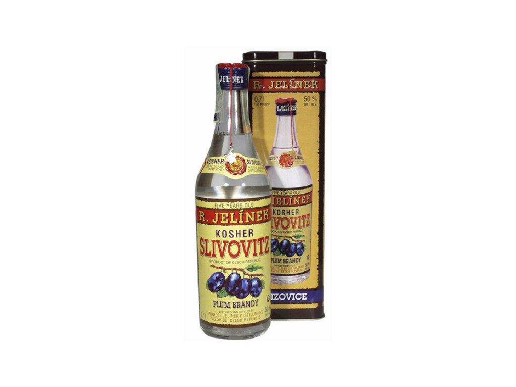 Slivovice 5yo Kosher 50% 0,7l