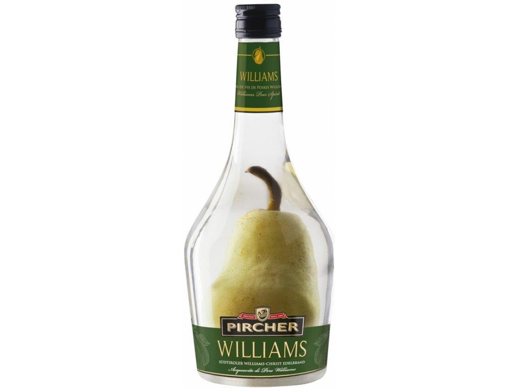 Pircher Williams s Hruškou 40% 0,7l