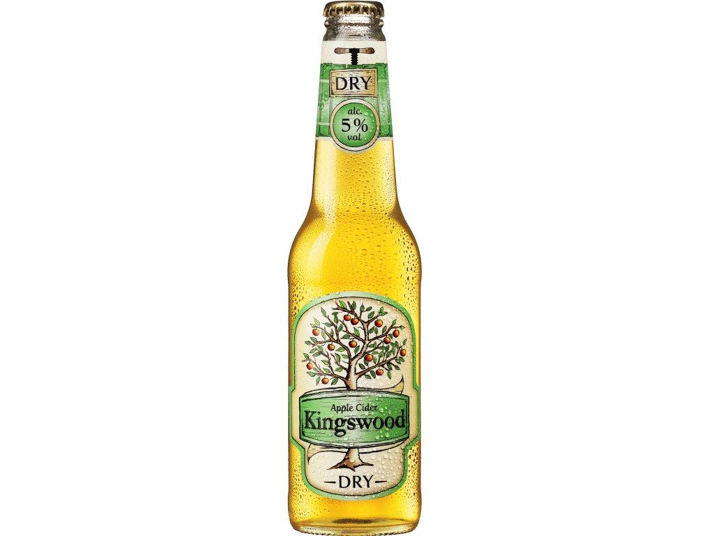 Kingswood Dry Cider 0,4l
