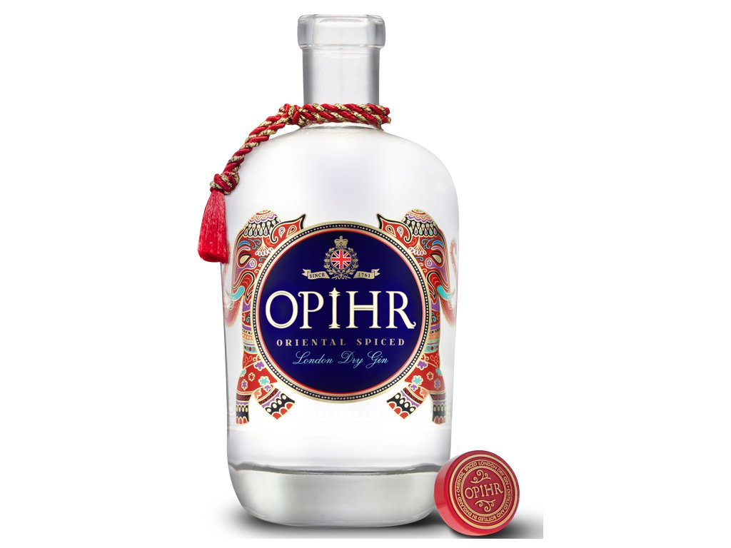 Opihr Spiced London Dry Gin 42,5% 0,7l
