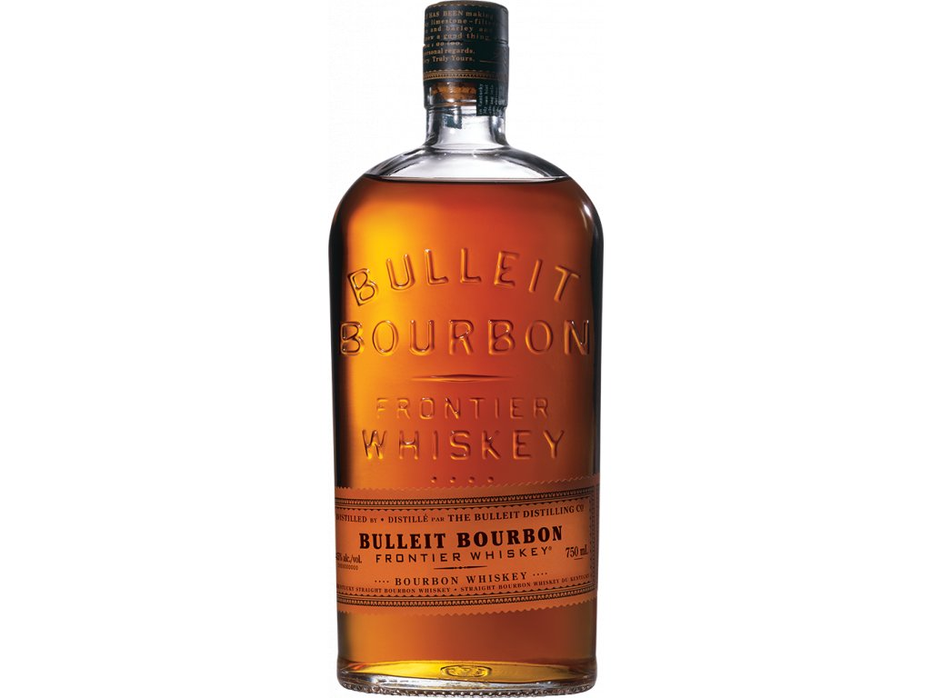 Bulleit Frontier Whiskey 45% 0,7l