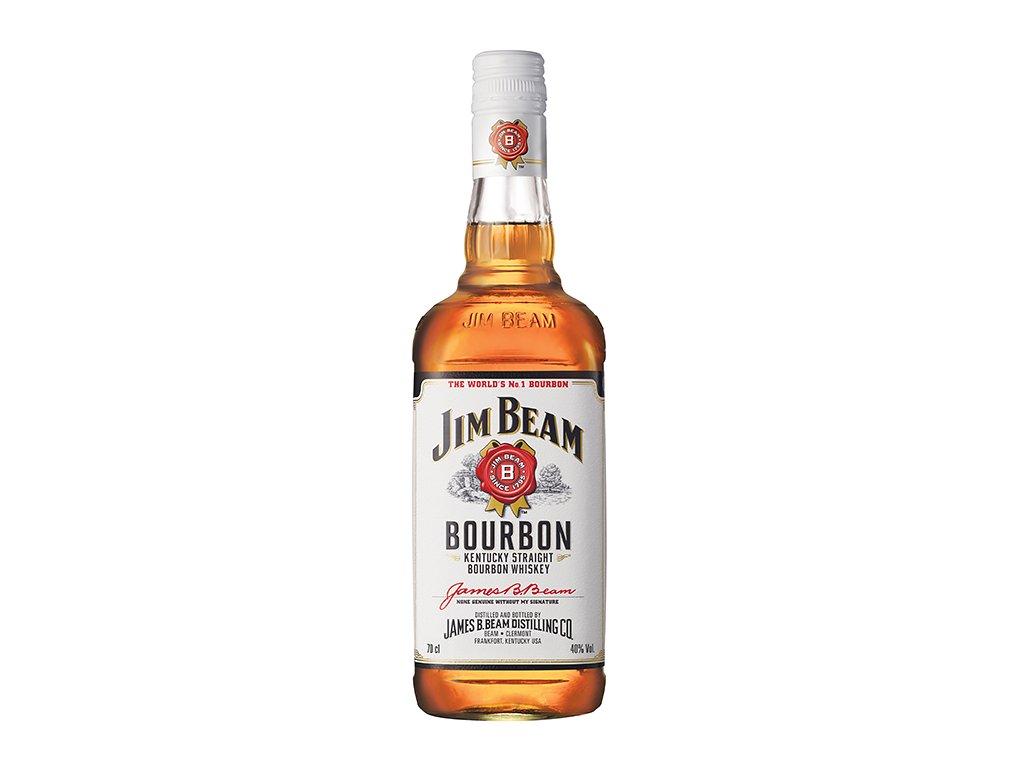 Jim Beam White Label 40% 0,7l