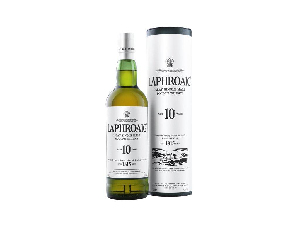 Laphroaig 10yo 40% 0,7l