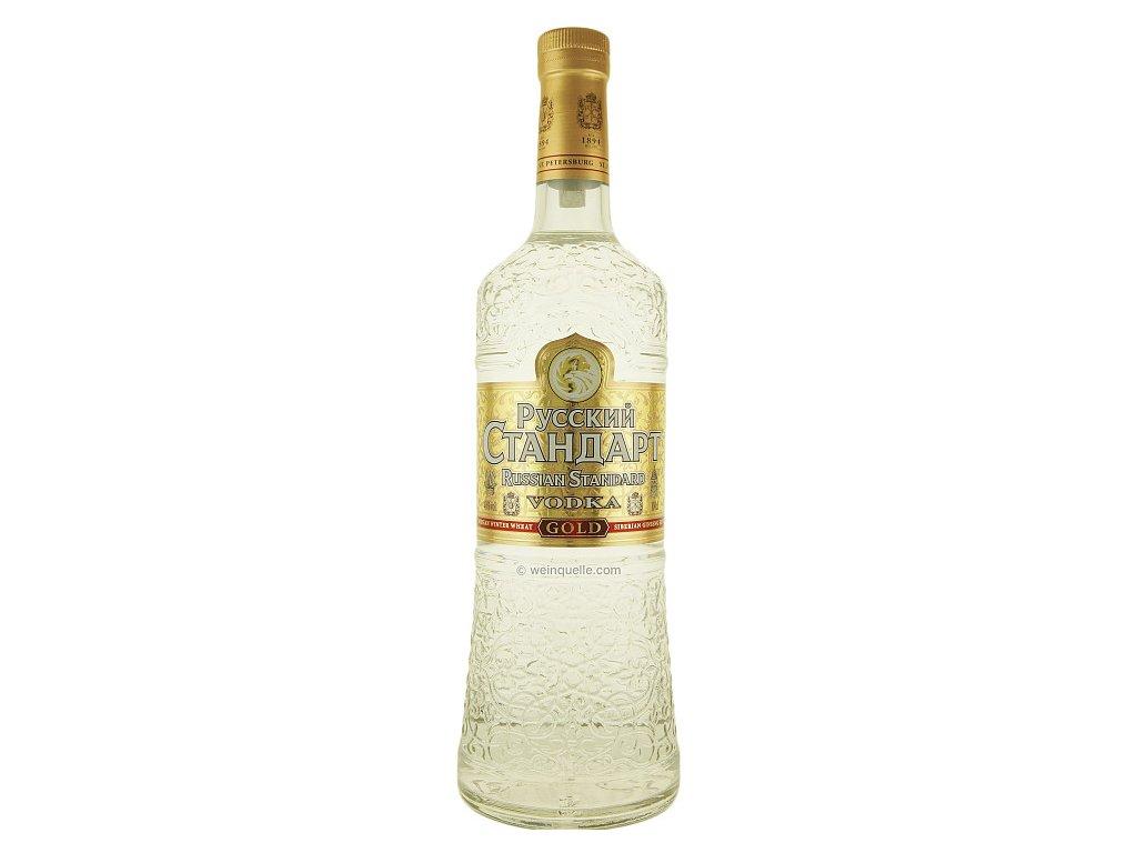 Russian Standard Gold 40% 1l