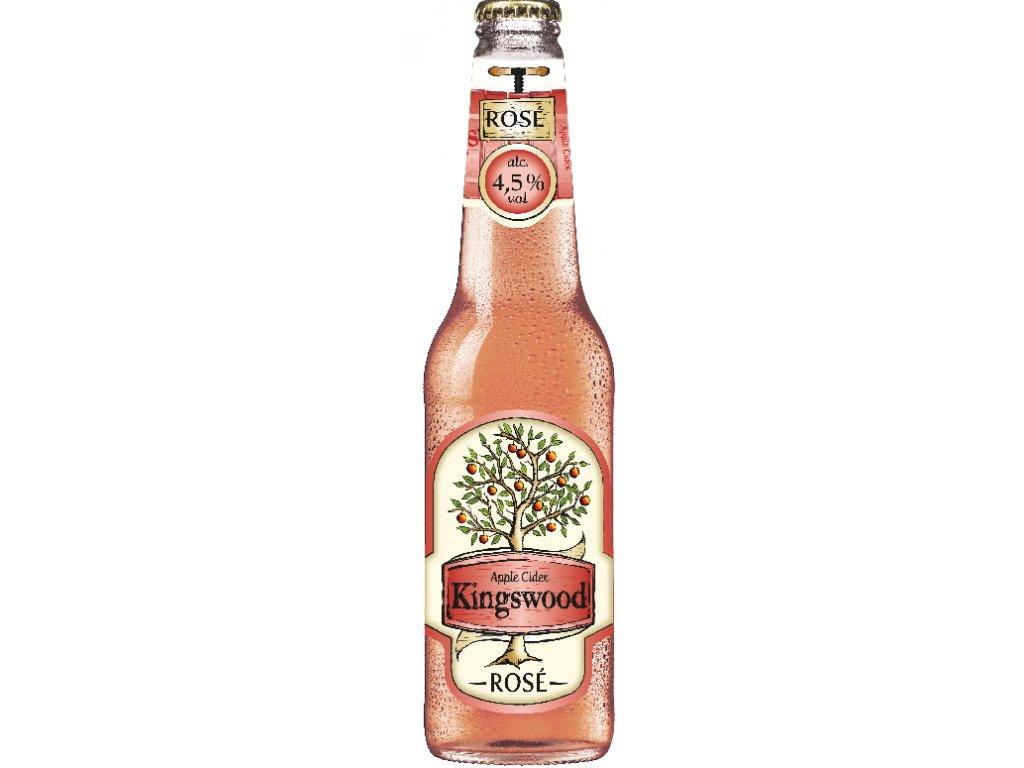 Kingswood Rosé Cider 0,4l