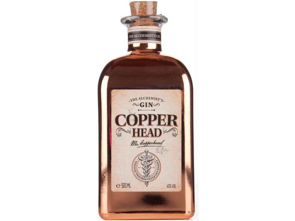 Copperhead 40% 0,5l