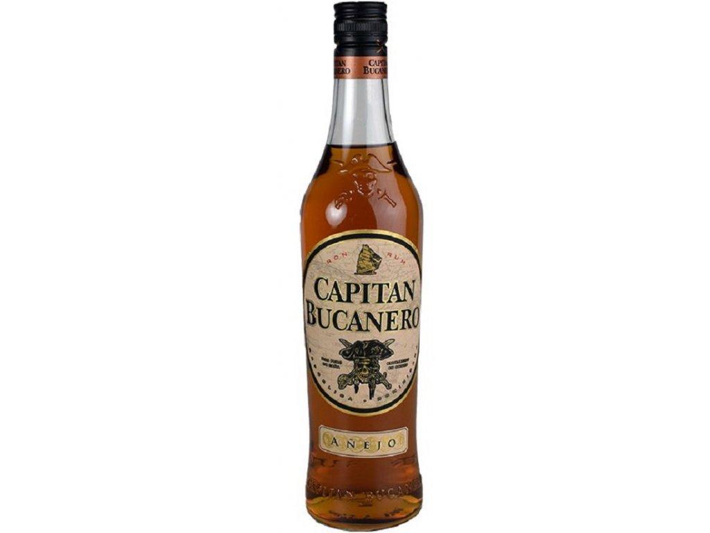 Capitan Bucanero Viejo Anejo 38% 0,7l