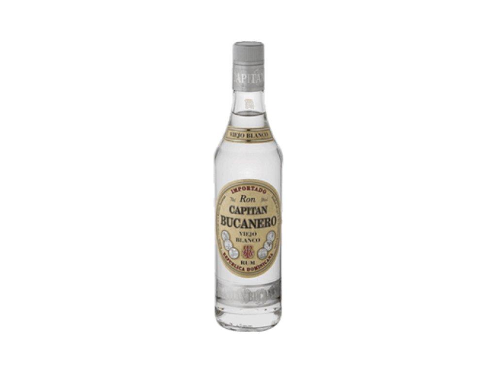 Capitan Bucanero Viejo Blanco 38% 0,7l