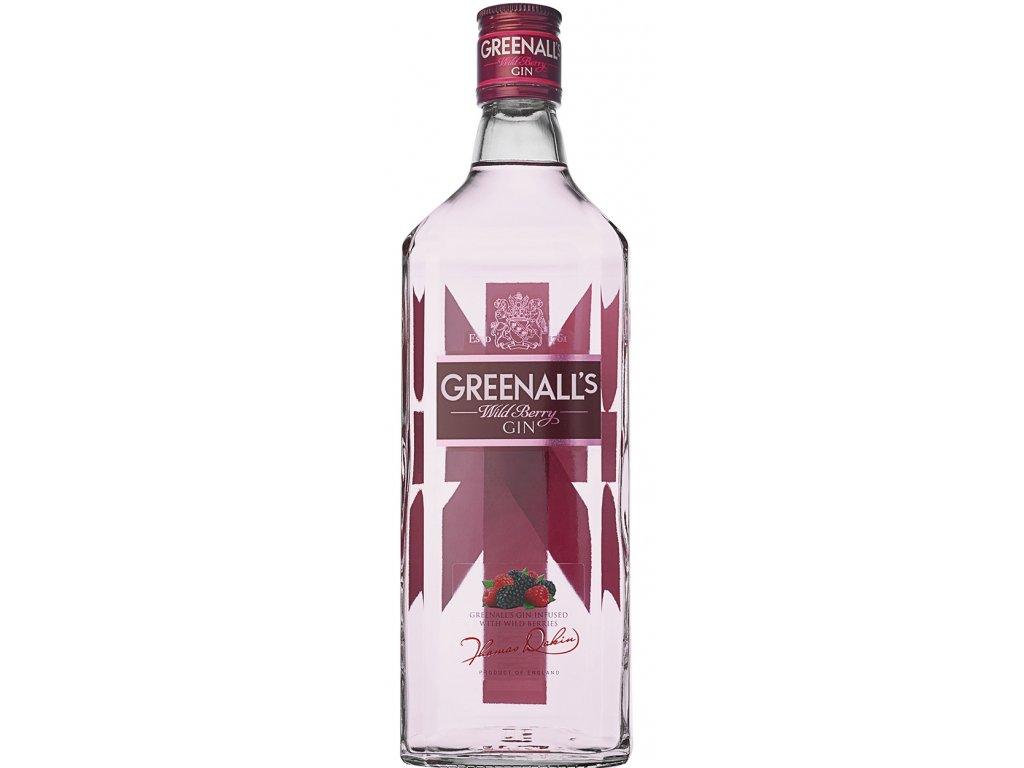 Greenalls Wild Berry 37,5% 0,7l