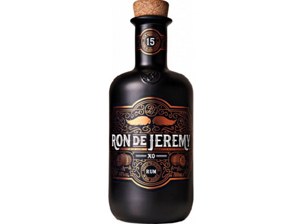 Ron de Jeremy XO 40% 0,7l