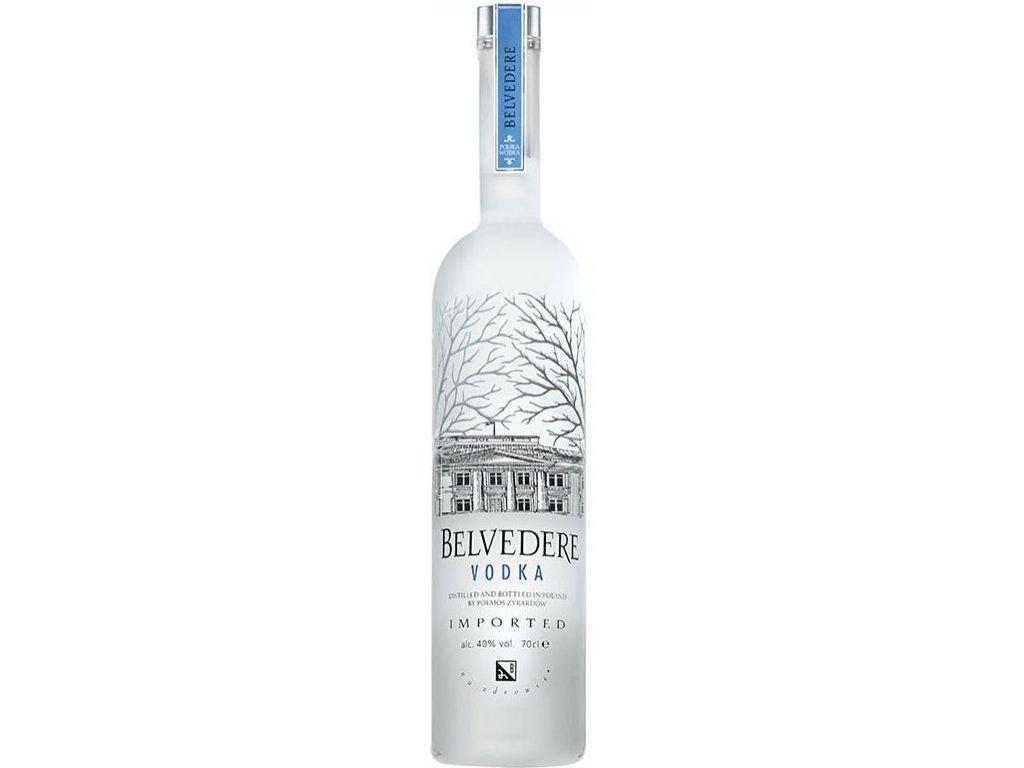 Belvedere Pure 40% 0,7l