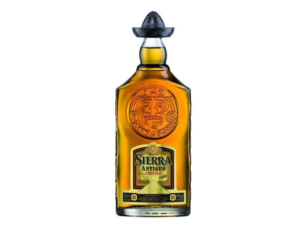Sierra Tequila Antiguo Anejo 40% 0,7l