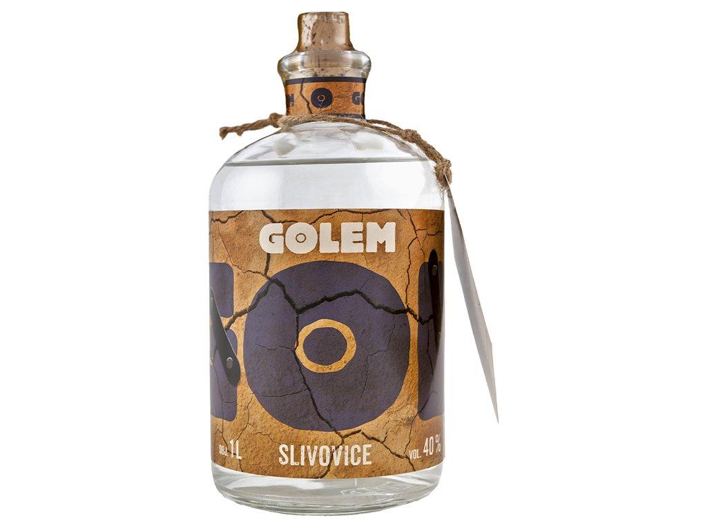 Golem Slivovice 40% 1l