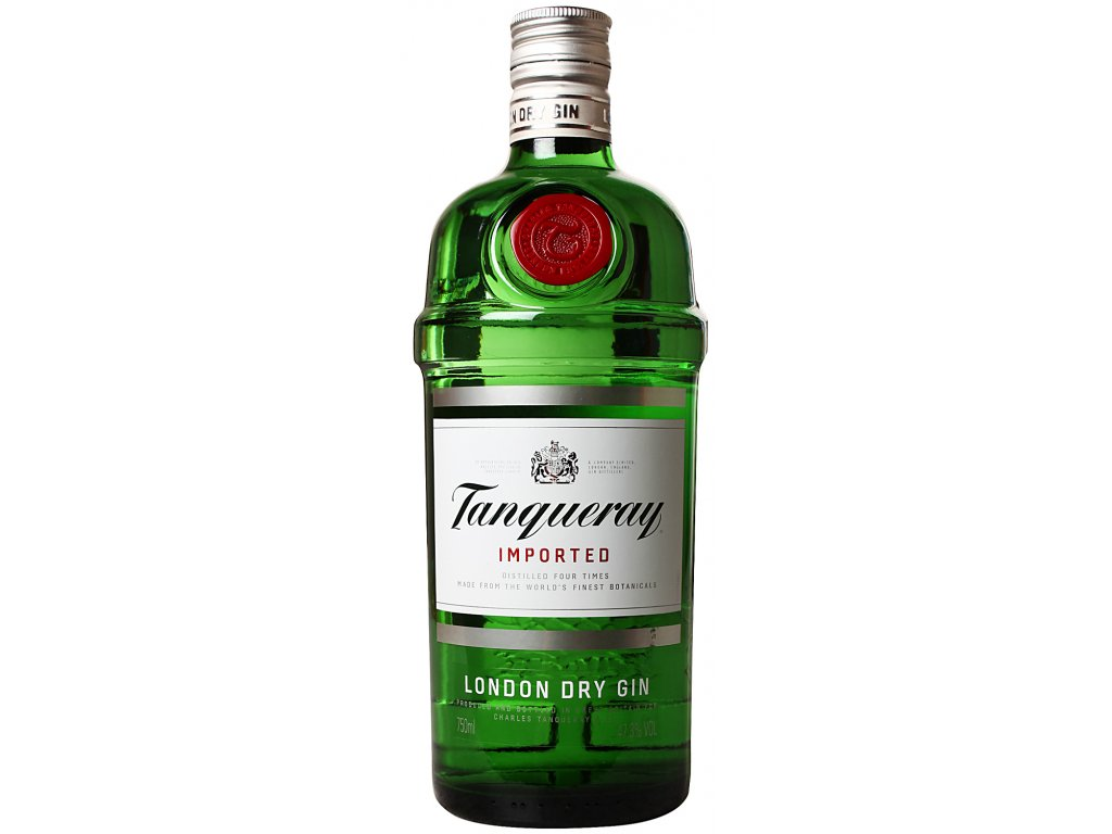 Tanqueray London Dry 43,1% 0,7l