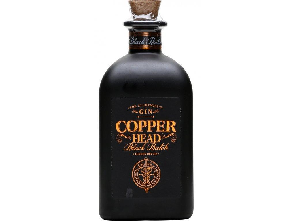 Copperhead Black Batch 42% 0,5l